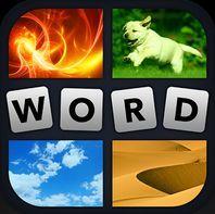 ответы к игре 4 фото 1 слово продолжение 1 уровень